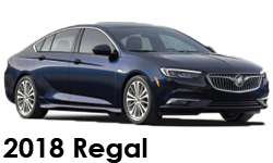 Shop 2018 Buick Regal Accessories