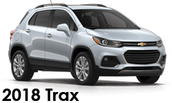 Shop 2018 Chevy Trax Accessories