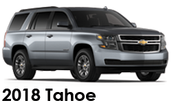 2018 Chevy Tahoe Accessories