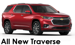 2018 Chevy Traverse Accessories