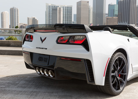 Chevy Corvette Parts