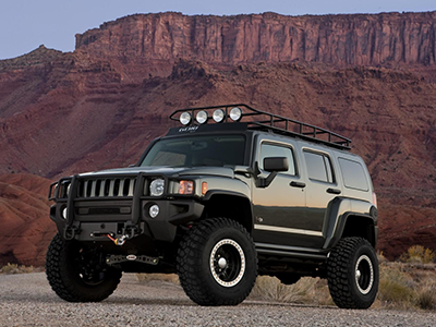 hummer parts and accessories