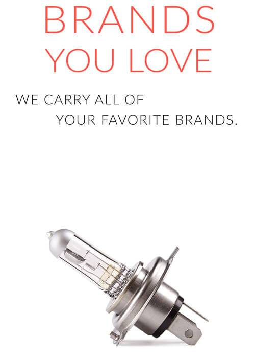 GM Brands Lightbulb
