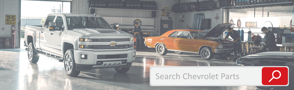 Search Chevrolet Parts Online