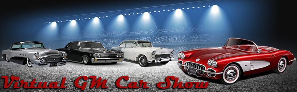 Enter Your GM Vehicle into the Virtual GM Car Show