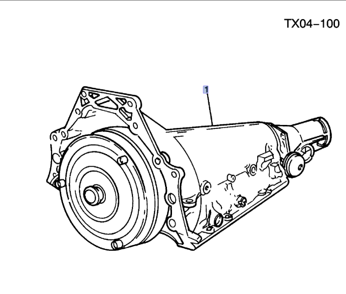 F Remanufactured Transmission