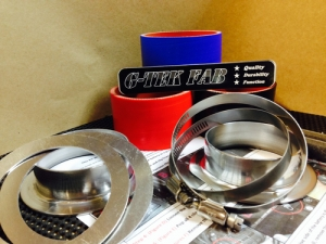 G-Tek Fab Stock Air Box Mod Kit - Tundra (2007-Current)  **Please select color option**