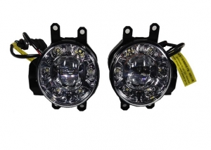 LED DRL/Fog Light 2 in 1 Upgrade Kit - Tundra/4Runner