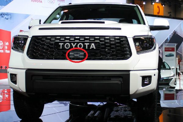TRD Pro Grille Kit 18-Current Tundra