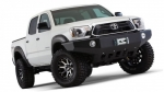 Fender Flares, Pocket Style - Tacoma Long Bed (2012-2015)