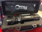 Flashlight, O2 Beam