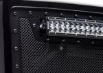 "Grille, T-Rex Torch Series LED, 1 - 30"" LED Bar, Formed Mesh, Main Grille, Replacement - Tundra (2014-2016)"