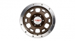TRD 16-IN. OFF-ROAD BEADLOCK-STYLE WHEELS (BRONZE)