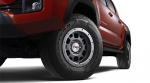 TRD 16-IN. OFF-ROAD BEADLOCK-STYLE WHEELS (GRAY)