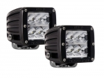 Rigid Industries D2, Wide, 1 Pair