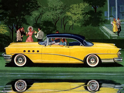Famous Buick Car Features