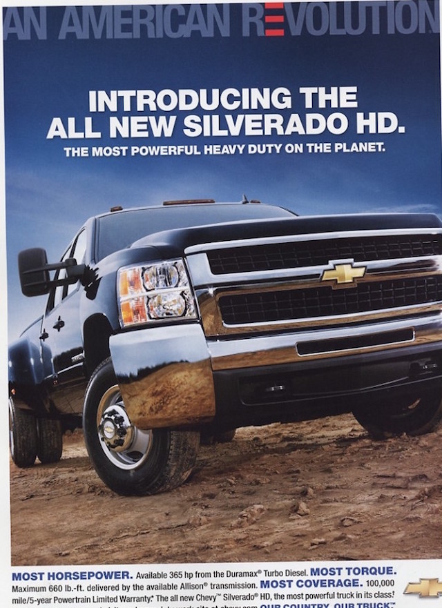 Chevy truck ad 8