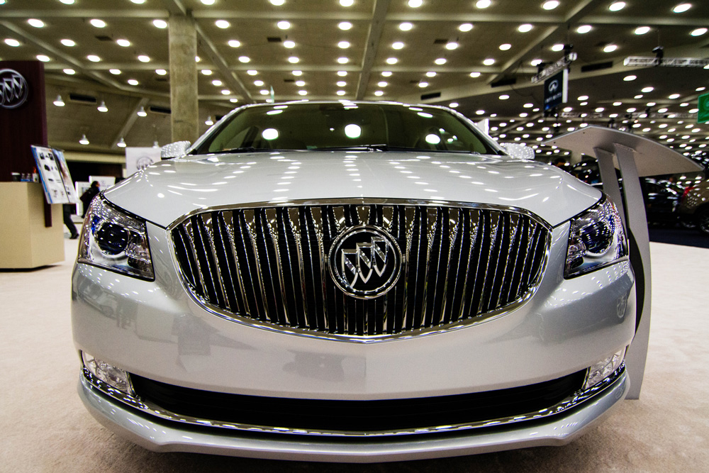 Buick Car Accessories
