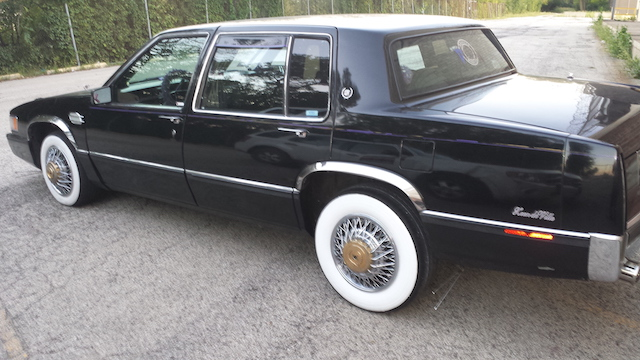 1990 Caddy custom 2