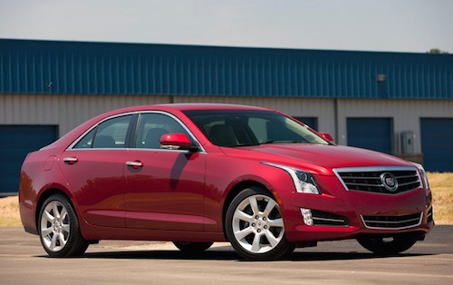 A Luxury Sedan By Cadillac May Seem Like Clich� But The Ats Is No It Smallest Of Sedans And Not Only Filled: Cadillac Ats Sedan 2015 Engine Diagram At Freddryer.co