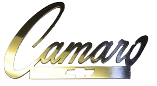 Camaro badge 1