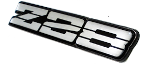 Camaro badge 25