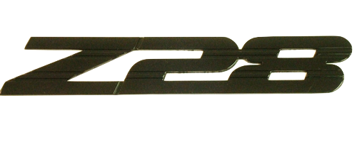 Camaro badge 28