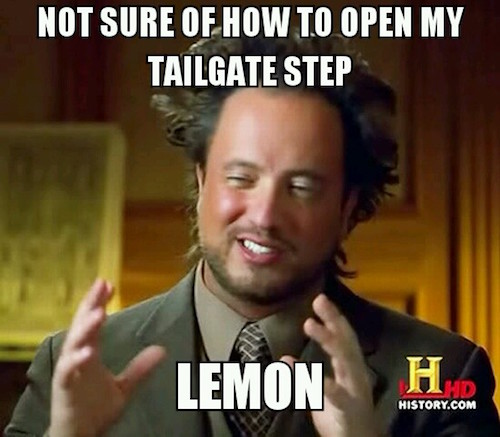 F150 lemon meme