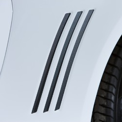 Grill strips for chevy