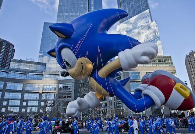 Sonic parade