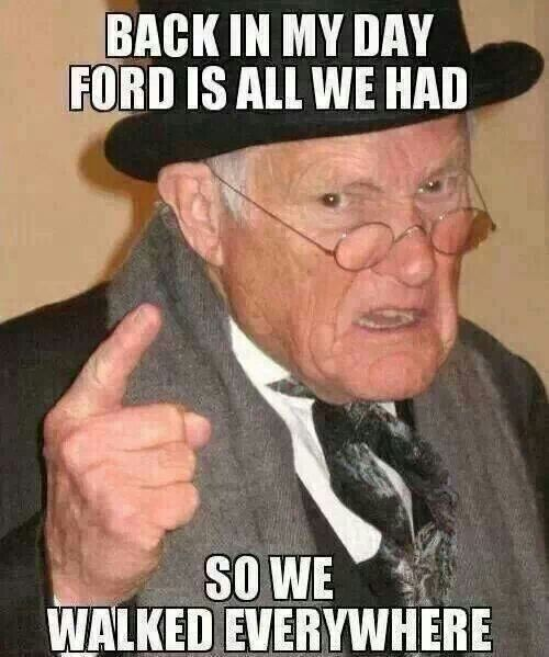 F150 my day meme