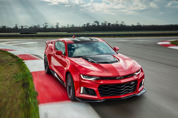 The 2017 ZL1