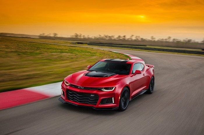 Chevy's New ZL1