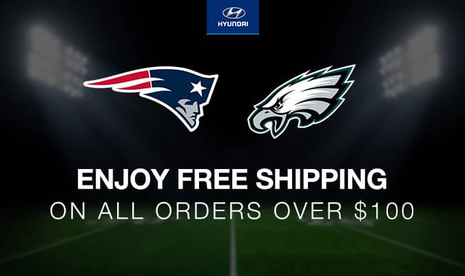 FREE Shipping On Orders Over $100!