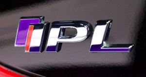 IPL (Infiniti Performance Line) Rear Emblem
