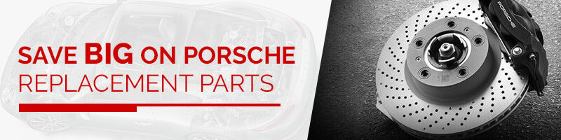 OEM Porsche Replacement Parts