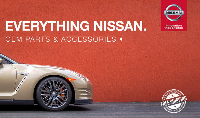 Everything Nissan - OEM Parts and Accessories