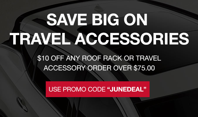 $10 off on any Nissan travel accessory