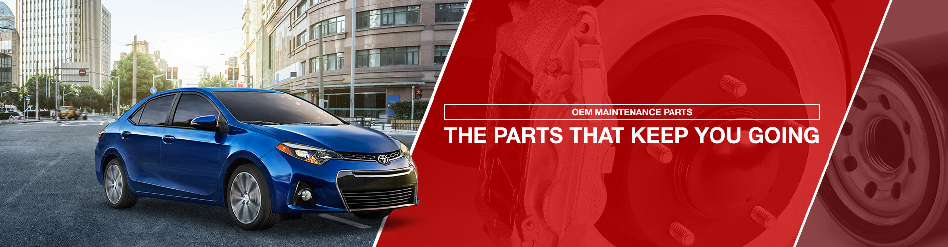 Toyota Maintenance Parts