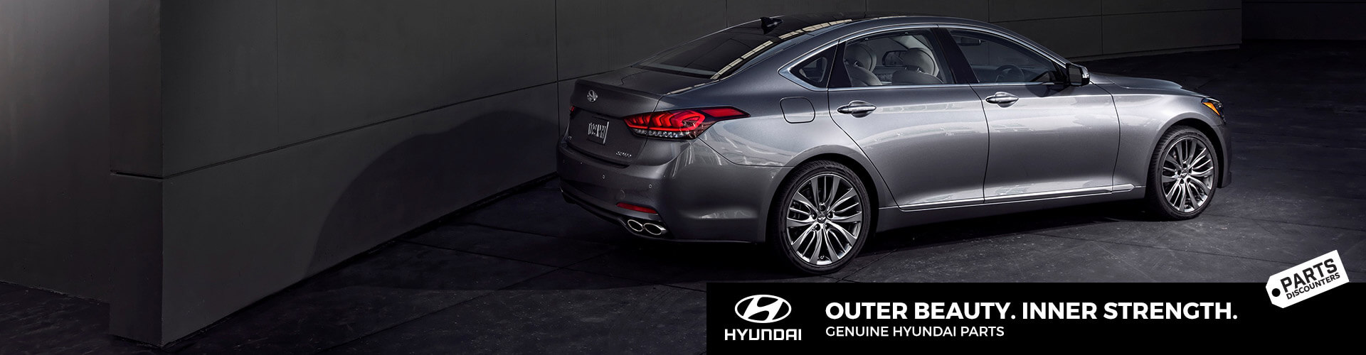 Hyundai OEM parts and accessories