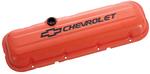 Chevy orange BB valve covers (Short)