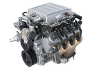 LS9 6.2L Supercharged Engine Dry Sump 638 Hp