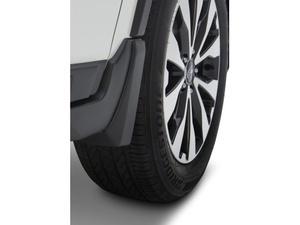 Subaru Outback Mud Flaps Splash Guards Black