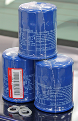 OEM Honda Oil Filter #15400-PLM-A01
