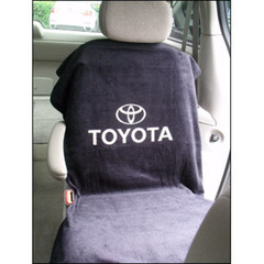 Toyota Branded Protective Seat Towel