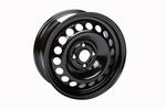 Wheel Asm-15X6.0 Steel 50Mm O/S 100Mm X 4