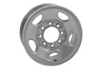 Wheel,16X6.5 Frt