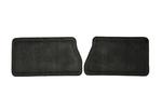 Mat Pkg,Rear Carpet (15.306/16.800)  Ebony