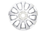 Wheel-20X7.5J Alum 50 O/S 132X6Xm14 B/C  Chrome