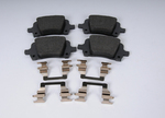 Pad Kit-Frt Disc Brk